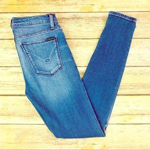 Hudson women's blue jeans size 26